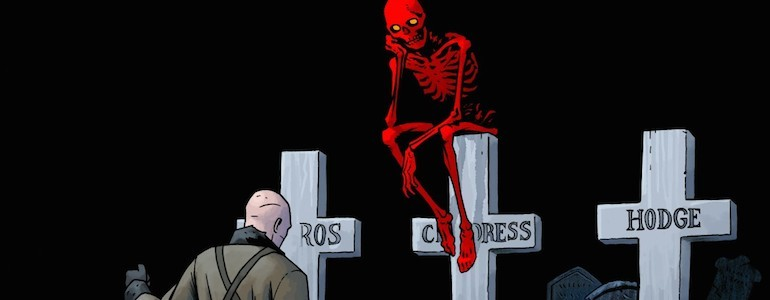 'Baltimore: Empty Graves' #1 Comic Review