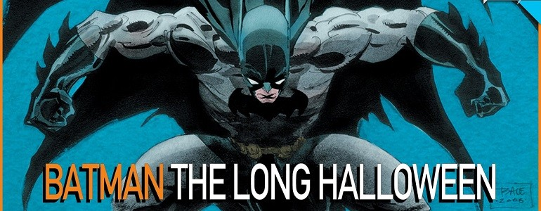 Way Too Late Review: 'Batman: The Long Halloween' Comic Review