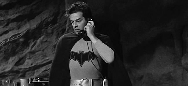 Batman Kevin Lowrey