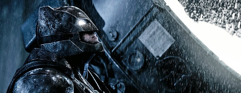 Ben Affleck will Direct and Star in a Stand-Alone Batman Film
