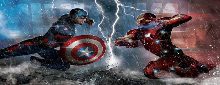 'Captain America: Civil War' Theatrical Review