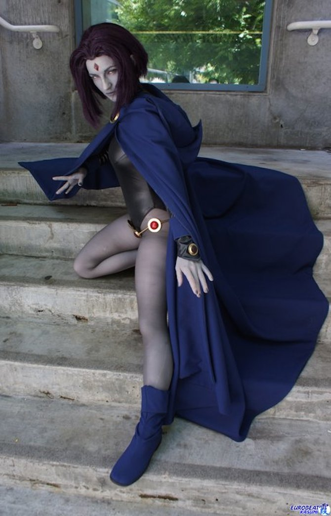 Cosplay Collection Raven Fuu
