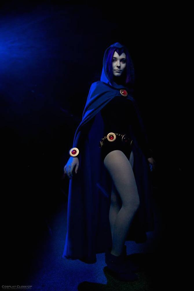 Cosplay Collection Raven Kaira27