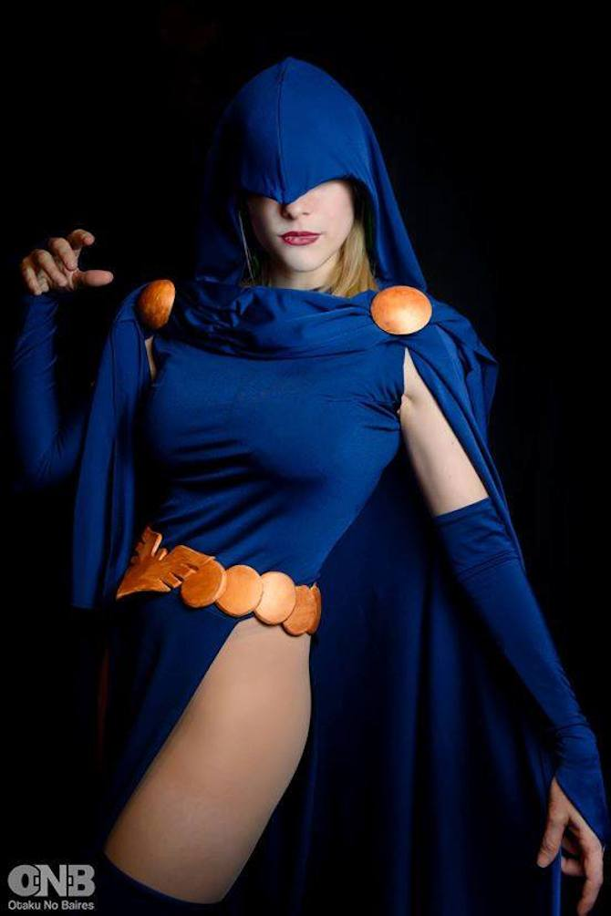 Cosplay Collection Raven Lady Lemon