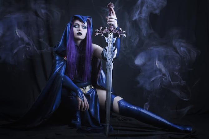 Cosplay Collection Raven Miss Rae