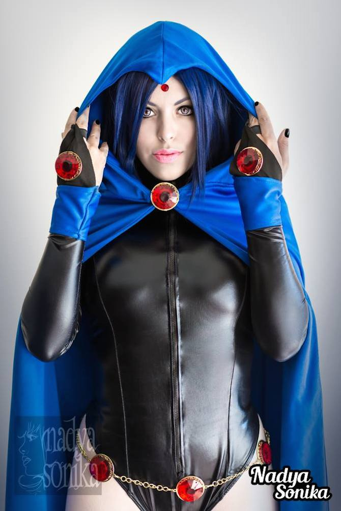 Cosplay Collection Raven Nadyasonika