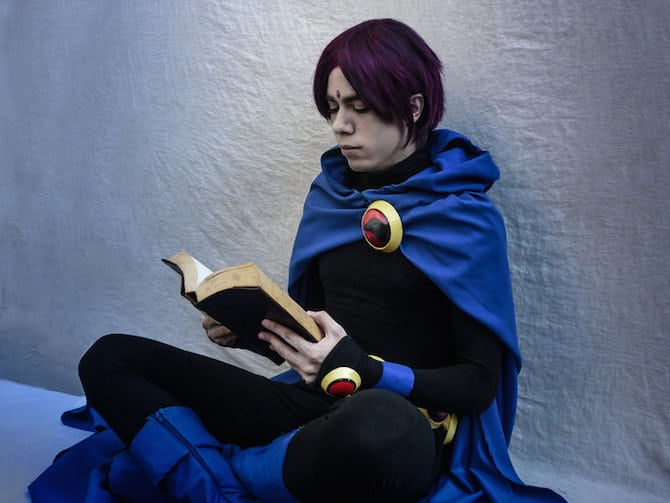 Cosplay Collection Raven Reneks