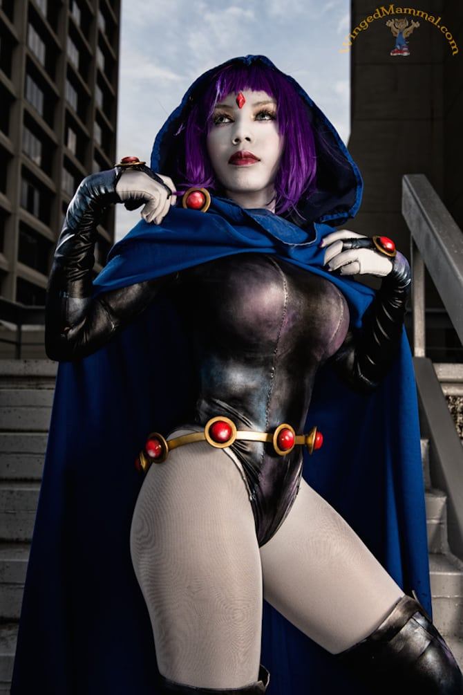 Cosplay Collection Raven Sami Bess