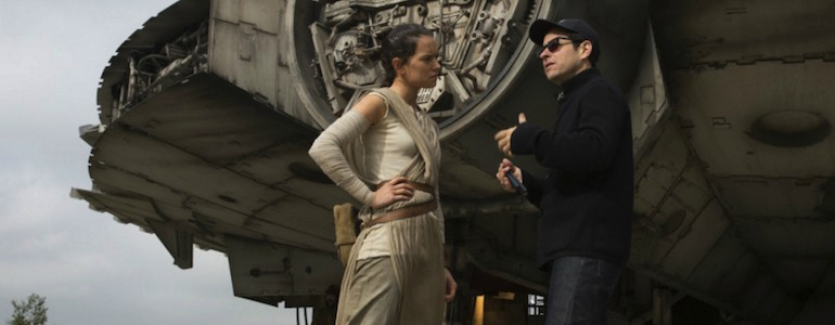 Daisy Ridley & J.J. Abrams Team-Up Outside of Star Wars Universe
