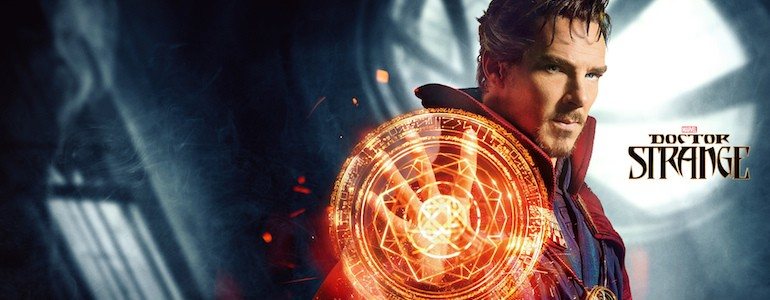 Marvel Debuts New 'Doctor Strange' Trailer at SDCC