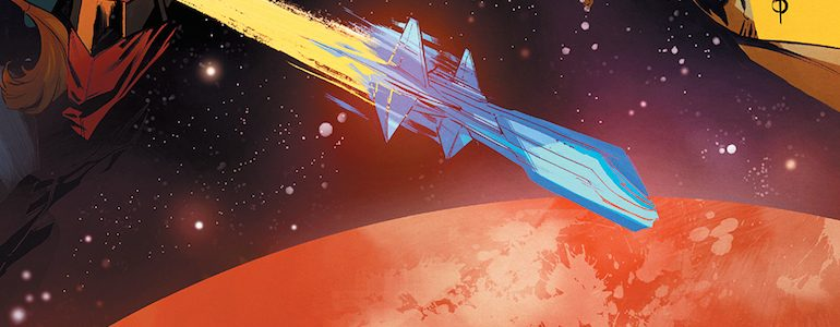 2 Dope Boys in a Space Ship: Jackson Lanzing and Collin P. Kelly talk 'Joyride' at ECCC