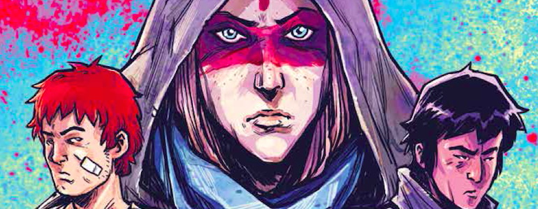New Comics Wednesday: April 6th Edition