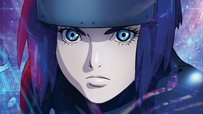 Ghost in the Shell The New Movie 2