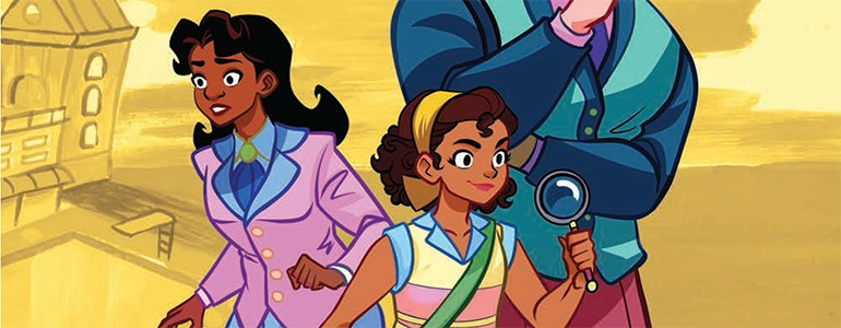 'Goldie Vance' #1 Comic Review