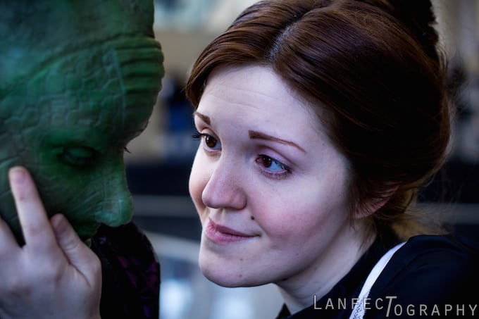 Jenny and Vastra Cosplay 1