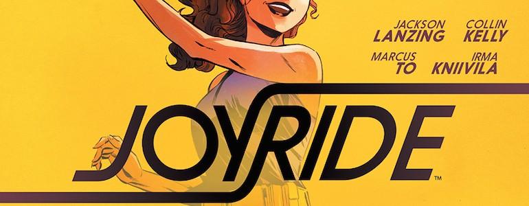 'Joyride #1' Review