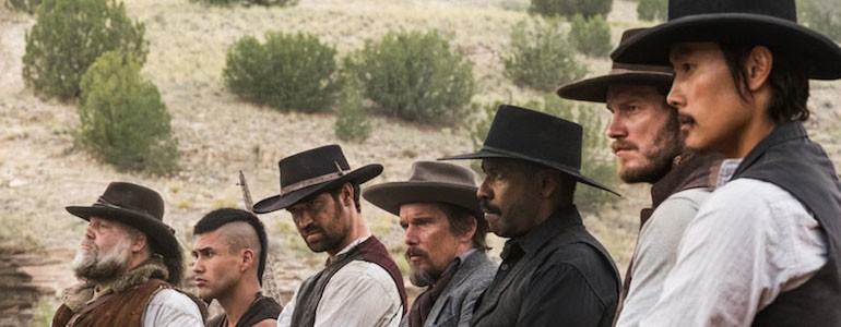 'The Magnificent Seven' Trailer Sets Tone for Remake