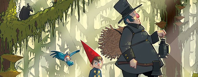 'Over the Garden Wall' #1 Comic Review