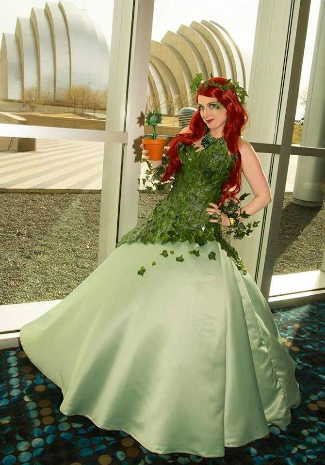 Poison Ivy Cosplay Collection Desiree Cosplay