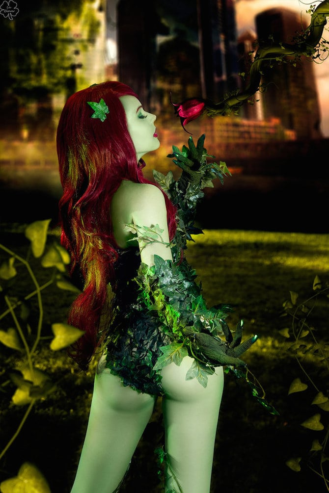 Poison Ivy Cosplay Collection Magmasaya