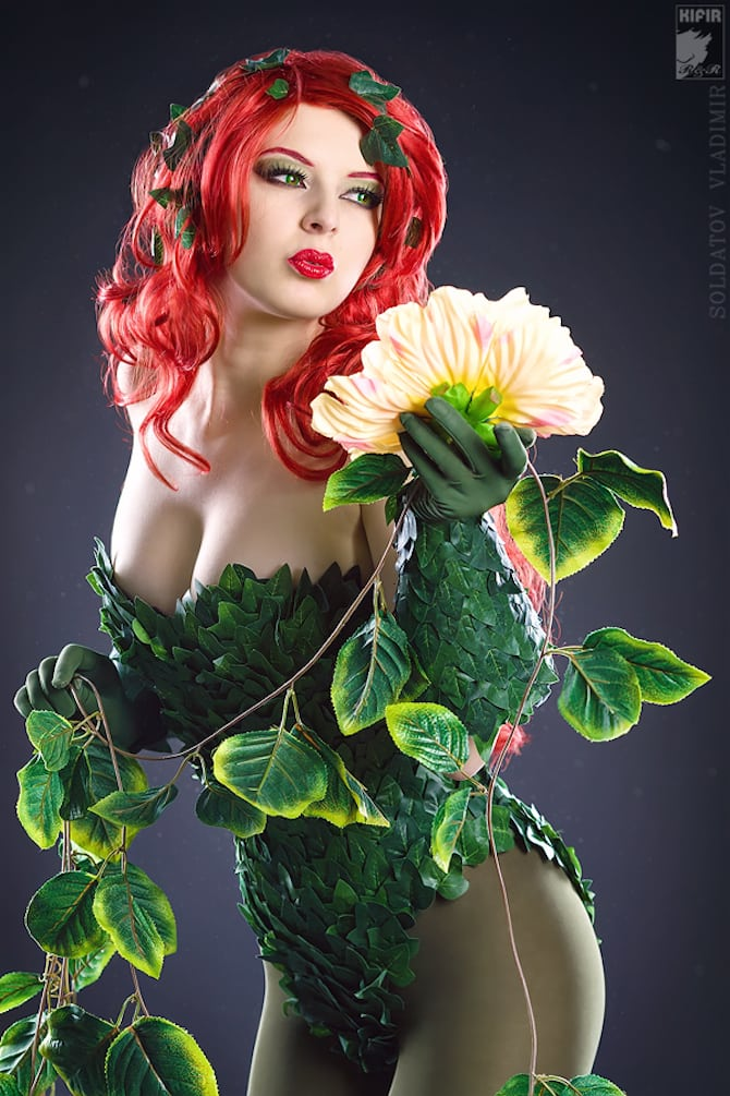Poison Ivy Cosplay Collection Rei-Doll