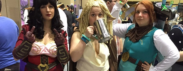 Emerald City Comic Con 2016: Cosplay Gallery 2
