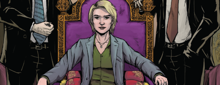 'Queen' Comic Review