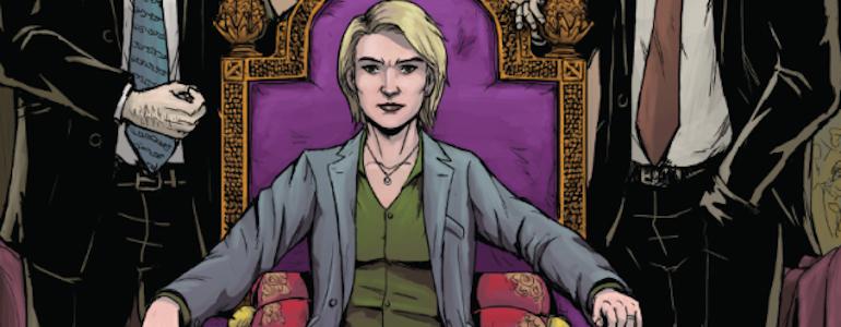 'Queen' Comic Review