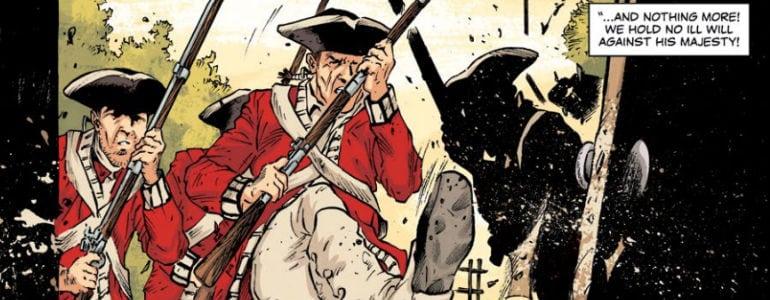 Rebels: The Redcoats