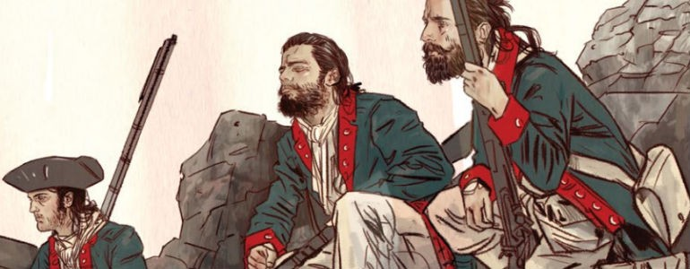 'Rebels Vol. 1: A Well-Regulated Militia' Graphic Novel Review