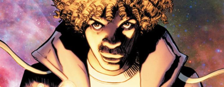 'Solarman #1' Comic Review