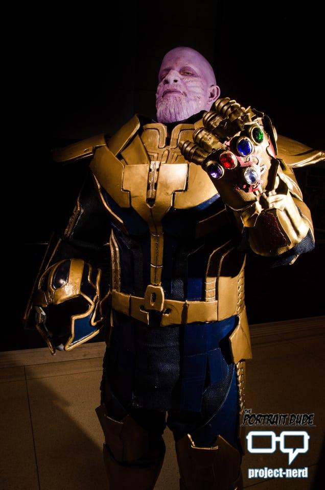 Thanos Mnamna C2E2 2