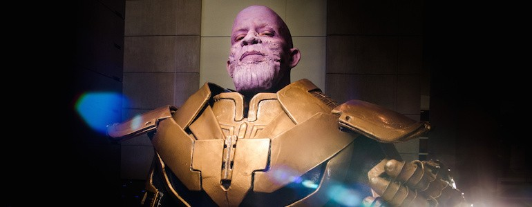 Marvelous Thanos Cosplay