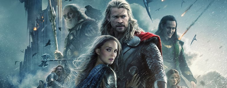 Thor The Dark World Feature