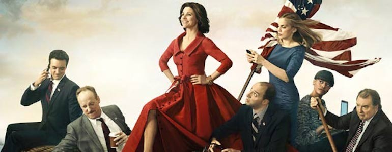 'VEEP: Season 4' Blu-ray Review
