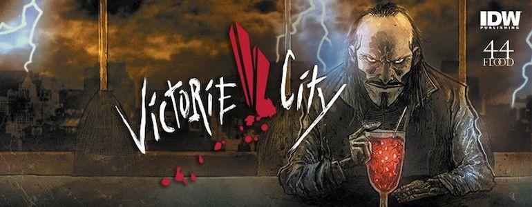 Keith Carmack (44Flood) Talks Comics & Movies at C2E2