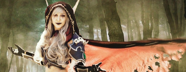 Sylvanas (World of Warcraft) Cosplay