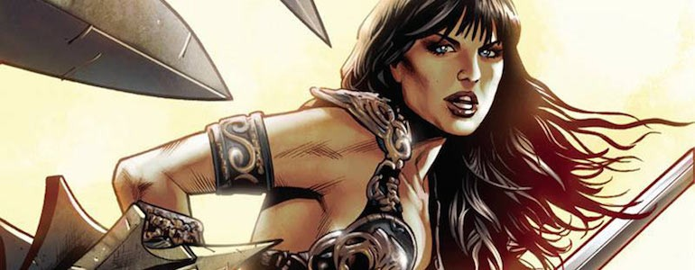 'Xena: Warrior Princess #1' Comic Review