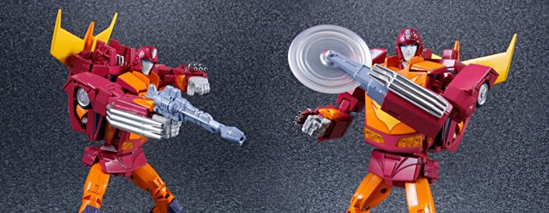 'Transformers MP-28 Hot Rod' Product Review