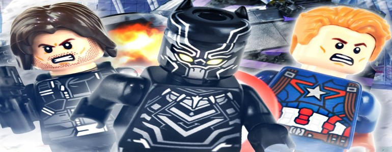 'LEGO 76047: Black Panther Pursuit' Review