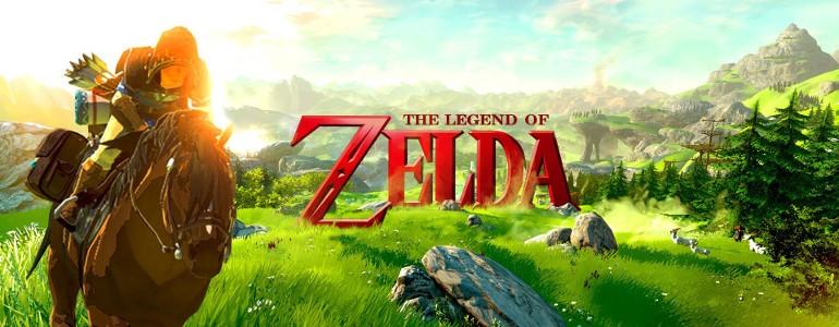 New Zelda Leaks on Twitter