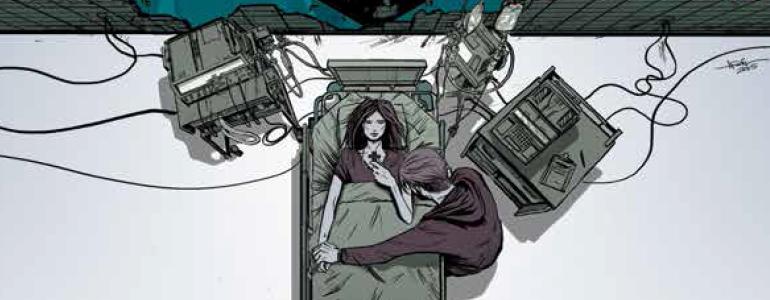 'Arcadia' Graphic Novel Review