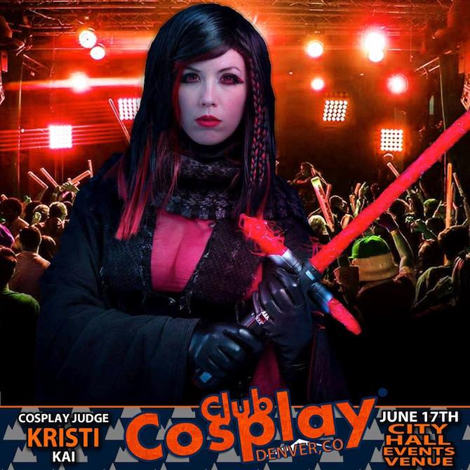 Club Cosplay Denver Kristi Kai