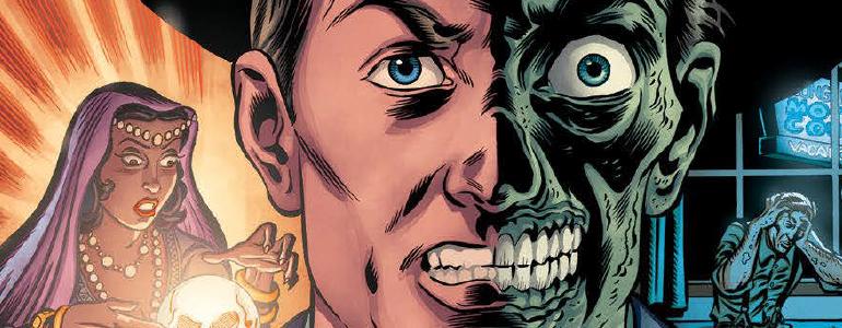 'Dead Vengeance' Graphic Novel Review