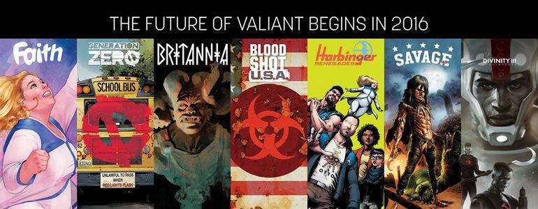 Valiant Summit Highlights