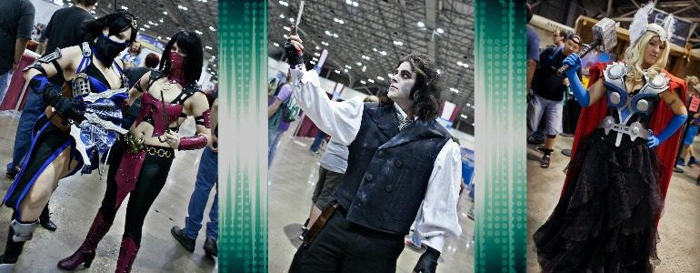 PCC 2016: Cosplay Gallery 3