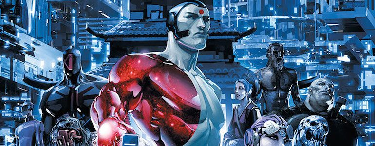 A Different Kind of Rebirth: Dinesh Shamdasani Talks the Resurgence of Valiant at ECCC