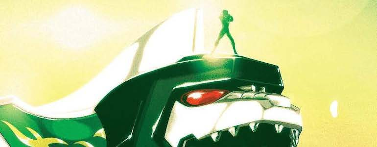 It's Always Morphin Time Somewhere: Kyle Higgins Talks Mighty Morphin's Staying Power at ECCC