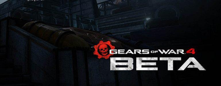 Gears of War 4 Beta Preview