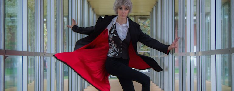 Genderbent 12th Doctor Cosplay